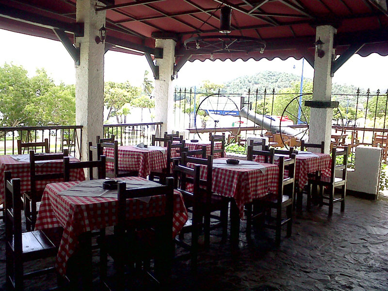Taberna Mediterranea Bar Restaurant in Samana - Tapas and Wines - Spanish Style Restaurant, Overlooking the Malecon and Marina of the Town of Samana...