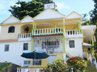 Cheap Price Apart Hotel in Samana Town Dominican Republic.