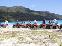 Tauro Tours and ATV Adventures in Samana ( Knonwed before as Razor Tours ) with your friendly excursion expert Melvin Moya.
