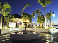 Cafe del Mar Samana in Puerto Bahia Resort & Marina Complex located only 5 Kilometers from the town of Samana, Dominican Republic.