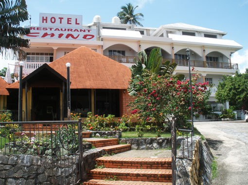 Small Hotel with view in downtown Samana City, Dominican Republic. Hotel Chino : One of the Best Small Hotel in Santa Barbara de Samana.