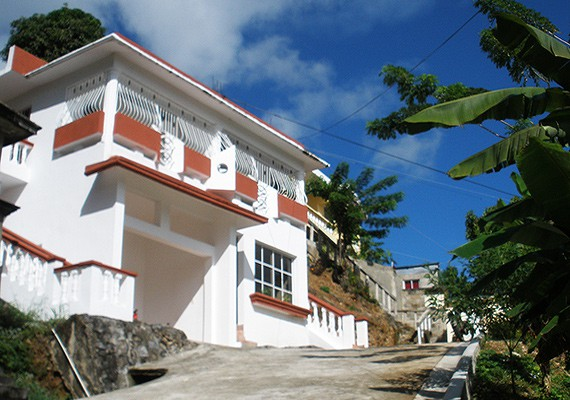 Vista Oceano Apartments for Rent in Samana Town Dominican Republic.