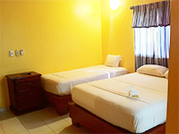Small Hotel in downtown Samana Dominican Republic. Cheap Price Budget Hotel with WiFi in Samana Town Dominican Republic.
