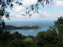 Cayo Vigia of Los Puentes - The famous Bridges to Nowhere in the small Town of Samana...