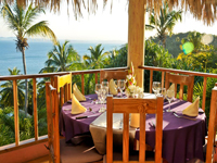 Where to eat in Samana Dominican Republic - Best Seafood Restaurant in Samana Bay Dominican Republic.